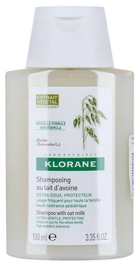 Купить Шампунь Klorane С овсом для частого применения 100 мл