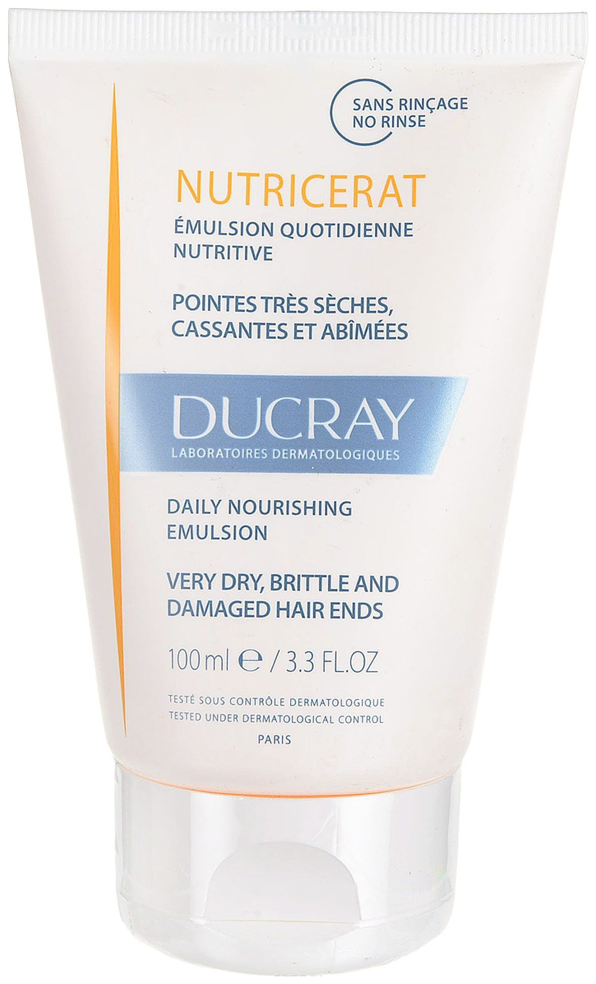 Сыворотка для волос Ducray Nutricerat Emulsion Сверхпитательная 100 мл