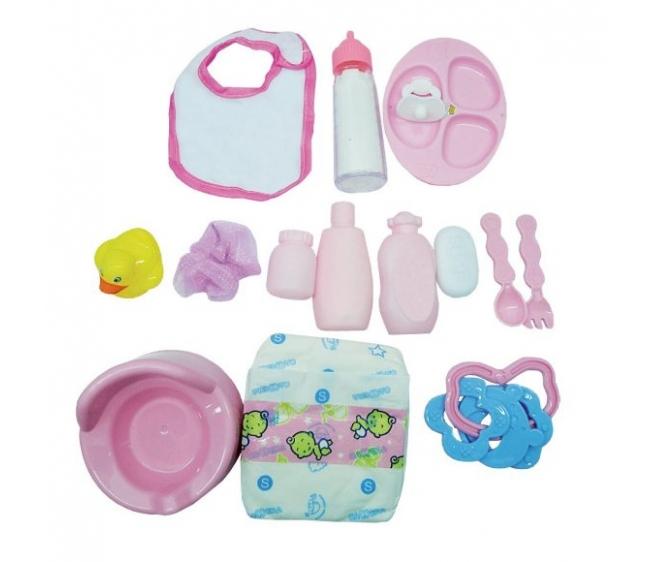 Набор Мой малыш в сумке 453038 Mary Poppins, Аксессуары для кукол  - купить со скидкой