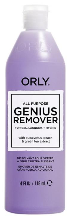 Жидкость для снятия лака ORLY Genius