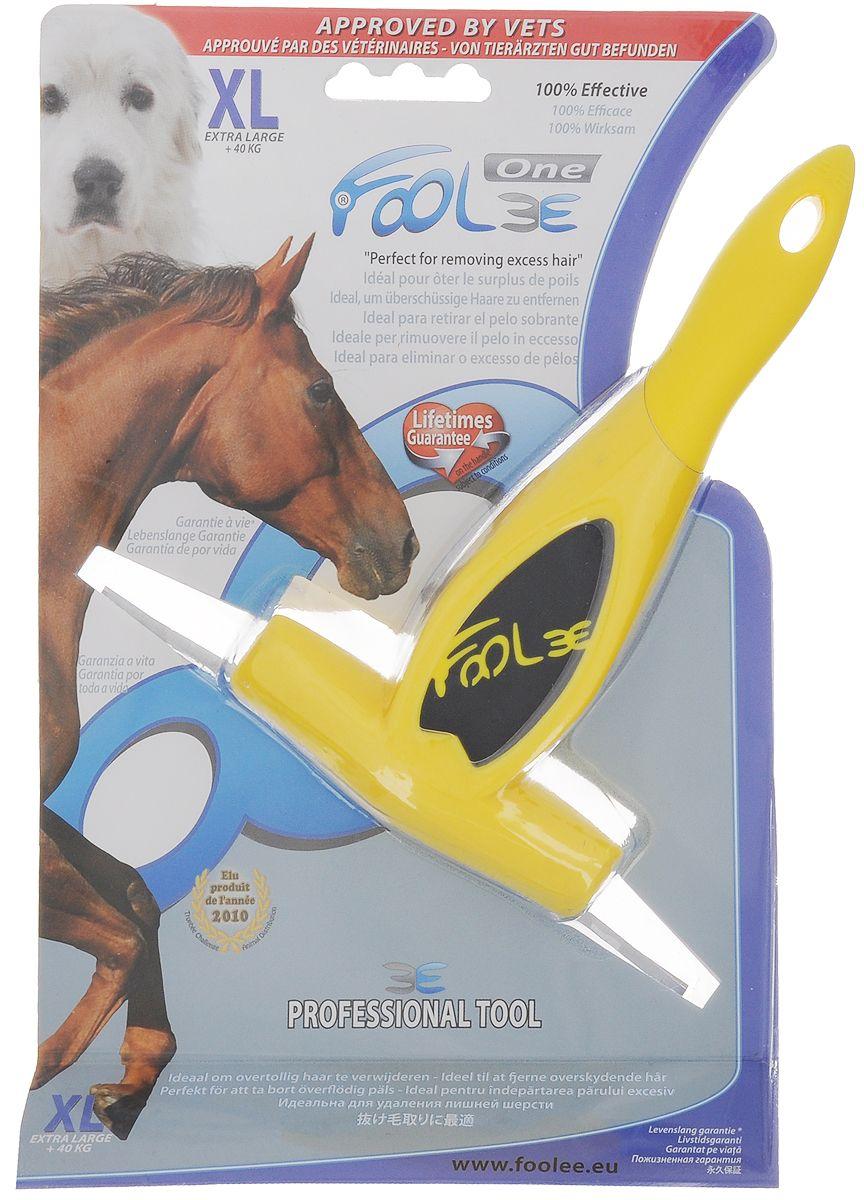 Дешеддер Foolee One XL для лошадей