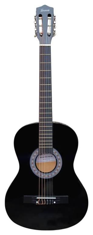 Классическая гитара TERRIS TC-3801A BK 4/4 фото