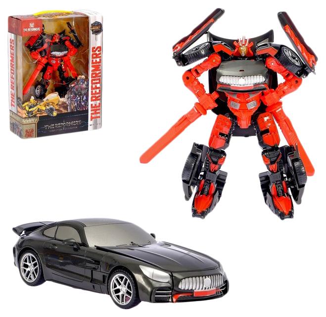 Купить Робот-трансформер «Автобот» EDISON, Edison Giocattoli, Игровые наборы