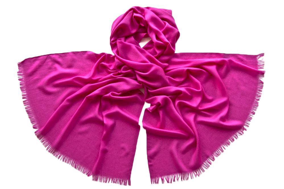 Палантин женский Tranini 1726 розовый