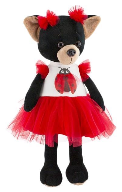 Купить Мягкая игрушка Lucky Blacky: Божья коровка , 25 см LD058 Orange, Orange Toys, Мягкие игрушки животные