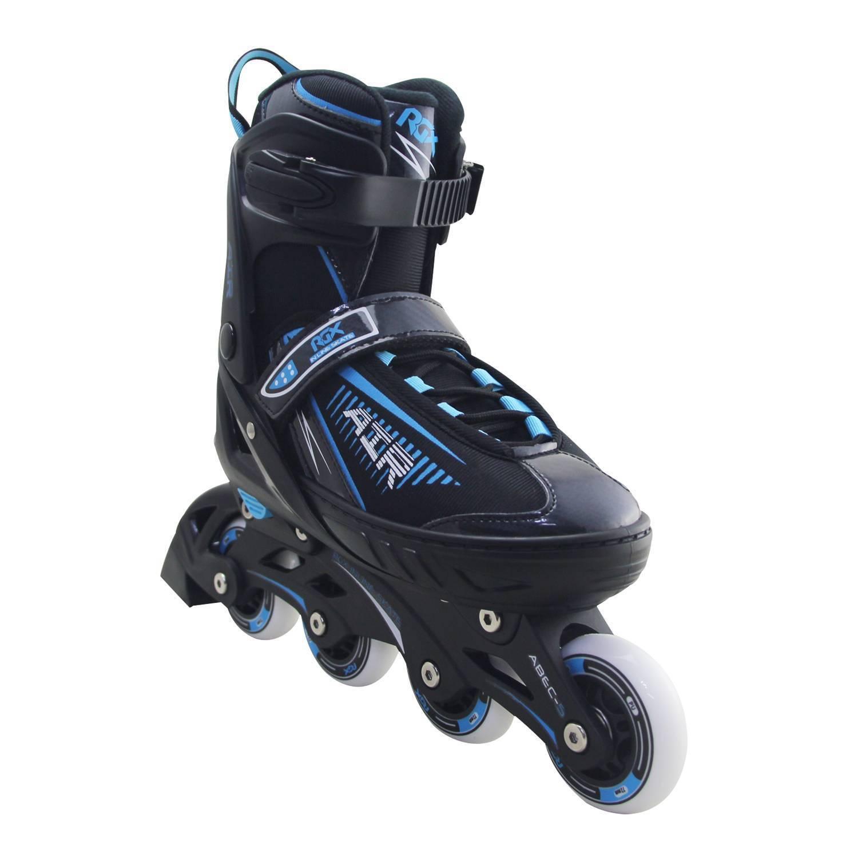 Раздвижные роликовые коньки RGX Air Blue