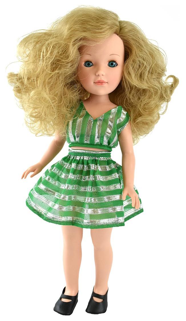 Купить Кукла Пепа кудрявая блондинка (в подарочной коробке), 41 см, Vidal Rojas Dolls,