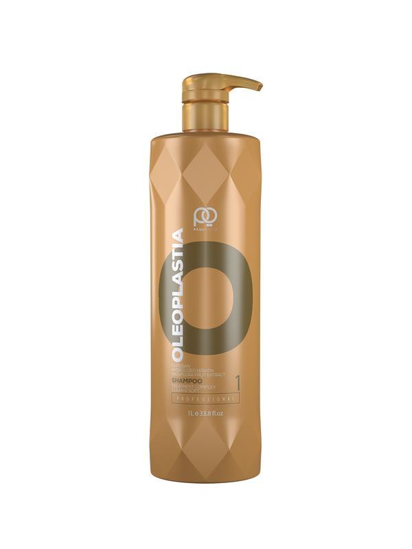 Шампунь Paul Oscar OleoPlastia Treatment Complex Clean #and# Soft Shampoo, step 1, 1000 мл