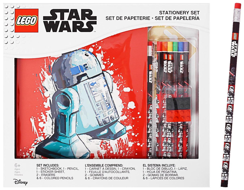 Канцелярский набор для рисования LEGO \