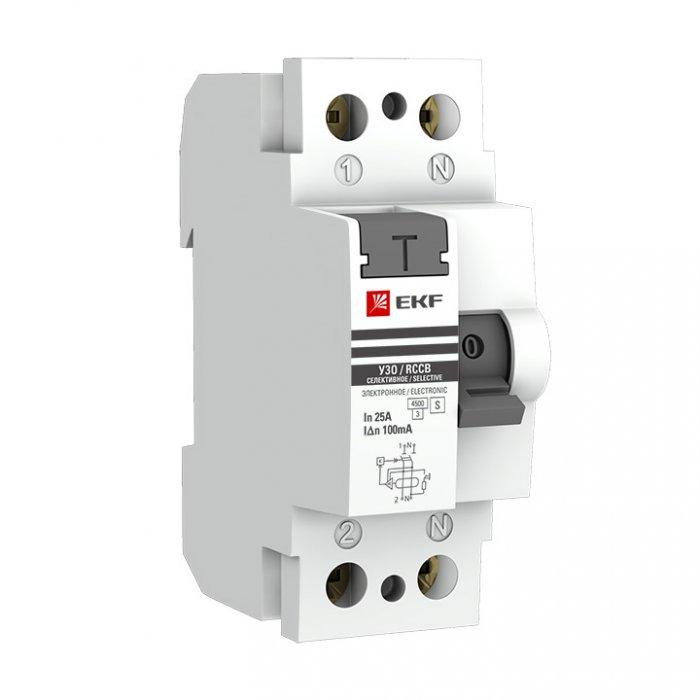 Устройство защитного отключения EKF elcb-2-40-300S-pro