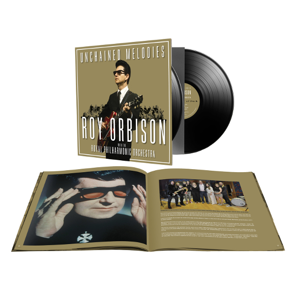 Roy Orbison With The Royal Philharmonic Orchestra