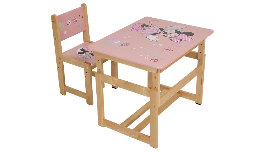 Комплект растущей детской мебели Polini Kids Disney