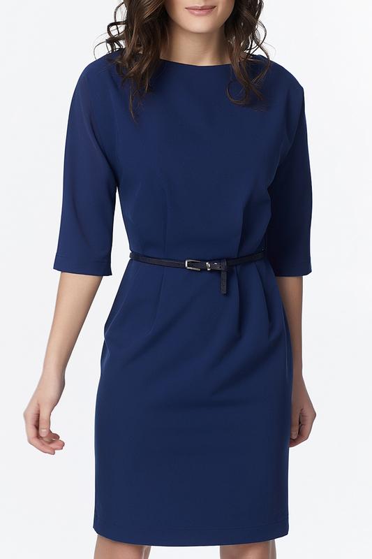 Синее Платье На Каждый День