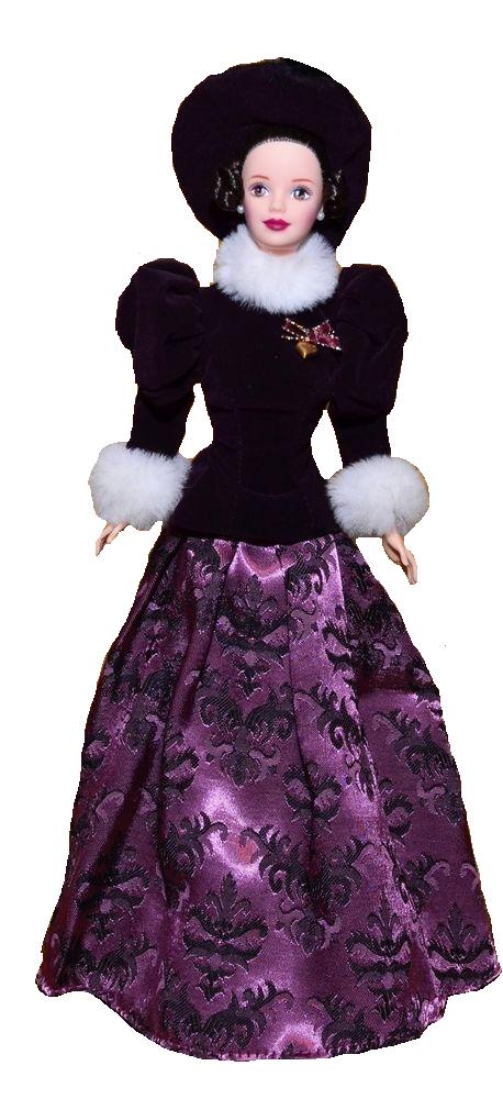 Кукла Barbie Hallmark Holiday 1996
