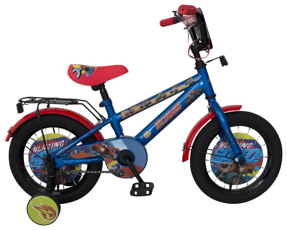 Велосипед Детский Двухколесный Navigator Вспыш Вн14188
