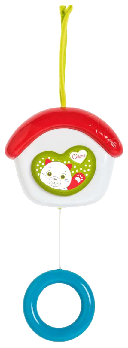 Купить Подвесная игрушка Chicco Домик 0+, Подвесные игрушки