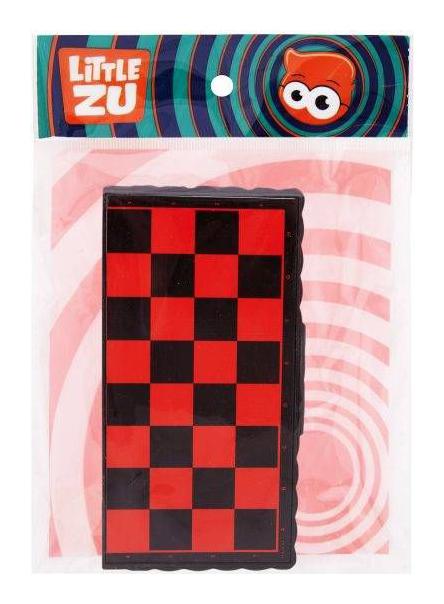 Шашки магнитные Little Zu 90056A