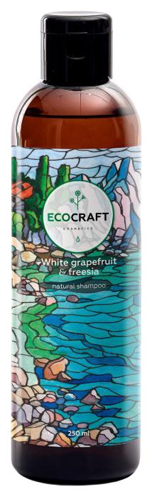 Купить Шампунь Ecocraft White grapefruit and freesia 250 мл