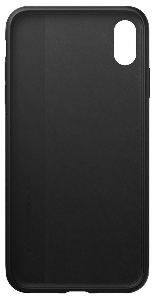 "Чехол защитный ""Touch Case"" для iPhone Xs Max Black CaseMe"