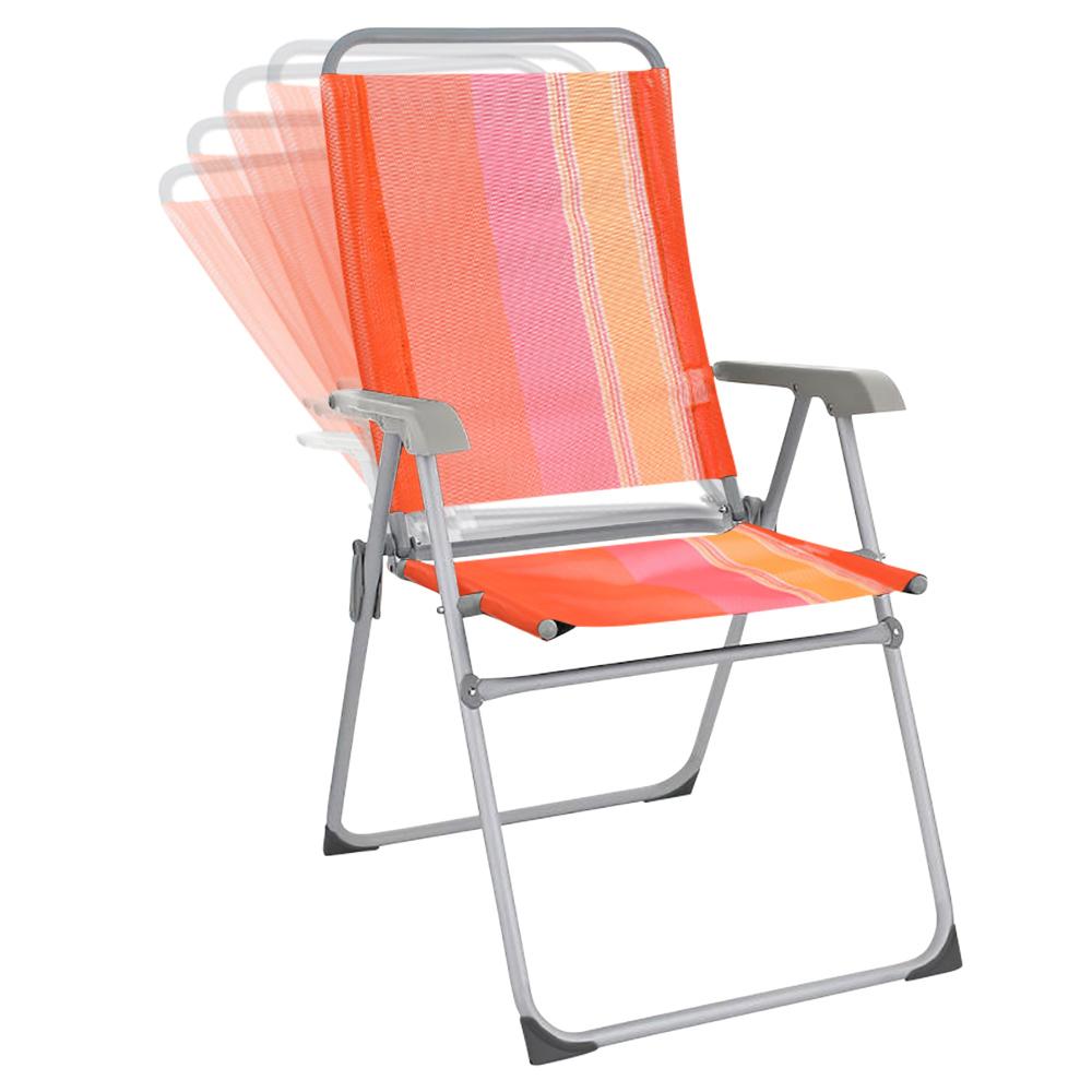 Кресло BoyScout 61176 оранжевое