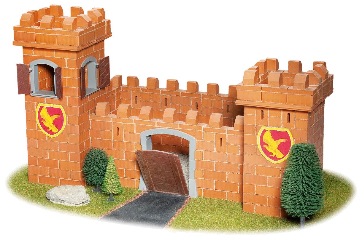 Конструктор TEIFOC TEI 3600 Рыцарский замок