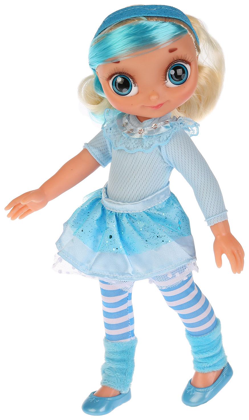 Кукла Карапуз Снежка