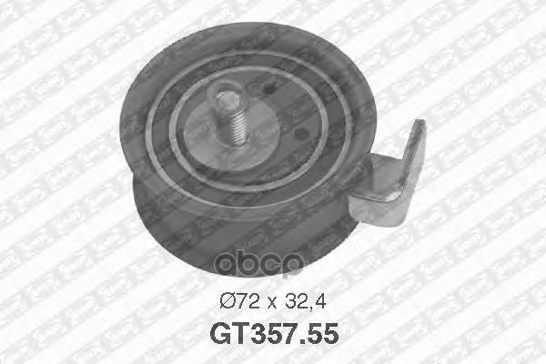 Ролик натяжной SNR GT35755