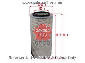 Фильтр воздушный SAKURA A1313 фото