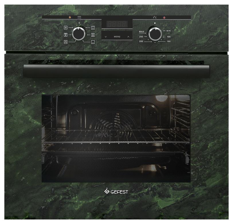 Встраиваемый электрический духовой шкаф GEFEST ДА 622-02 К59 Green