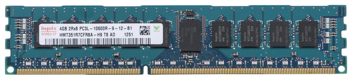 Оперативная память Hynix HMT351R7CFR8A-H9.
