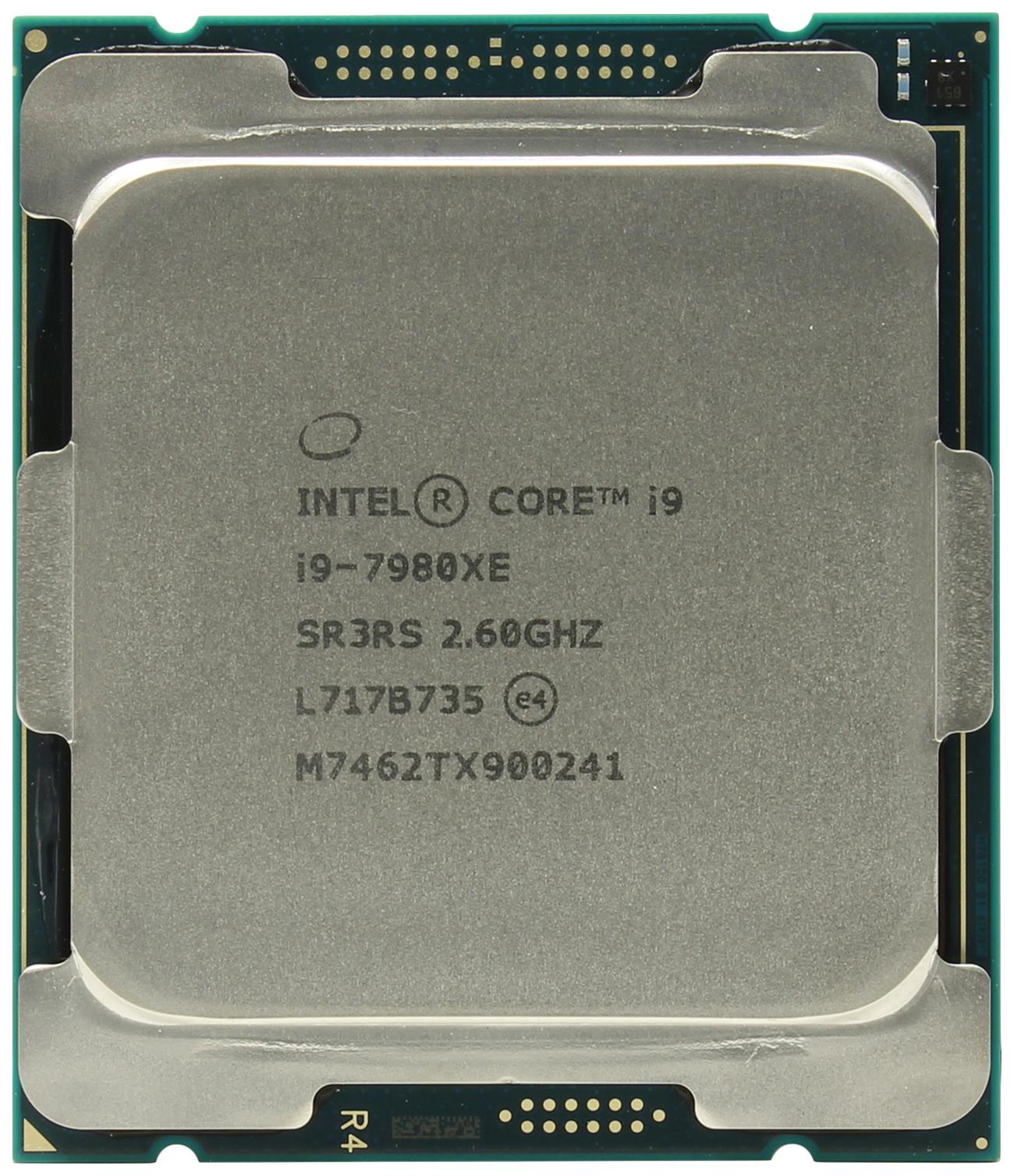 Процессор Intel Core i9 7980XE Box