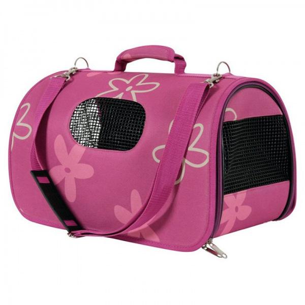Сумка-переноска для кошек и собак ZOLUX 25х50,5х33см, L, сливовая