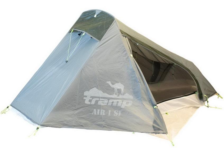 Палатка Tramp Air 1 Si cloud grey Цвет серый
