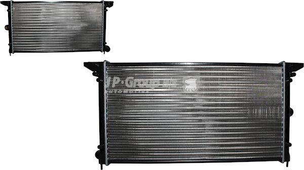 Радиатор охлаждения двигателя JP GROUP 1114208600