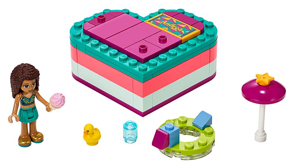 LEGO HEARTLAKE