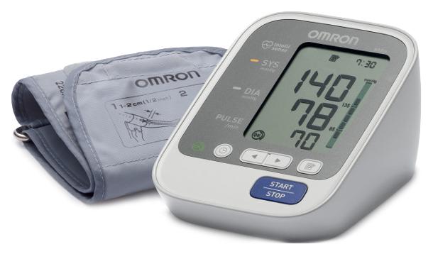 Купить Тонометр OMRON M3 Eco с адаптером автоматический на плечо