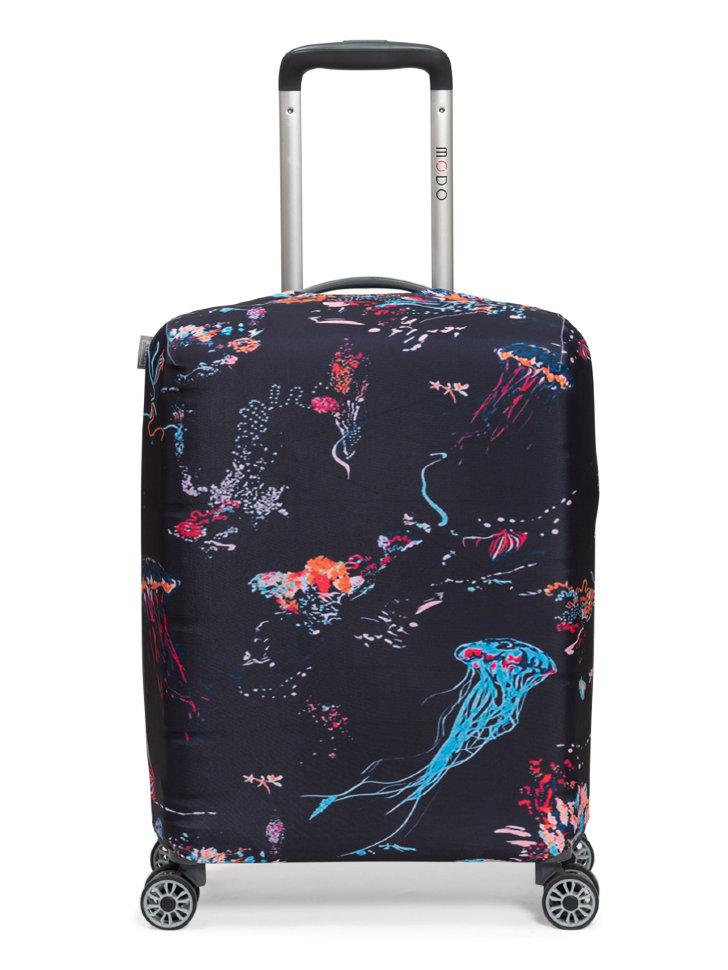 Чехол для чемодана Mettle Медуза S ручная кладь фото