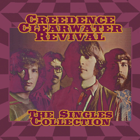 Creedence Clearwater Revival The Singles Collection (2CD+DVD)