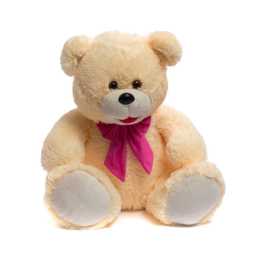 Купить Мягкая игрушка Медведь цветной средний 55 см Нижегородская игрушка См-247-5, Мягкие игрушки животные
