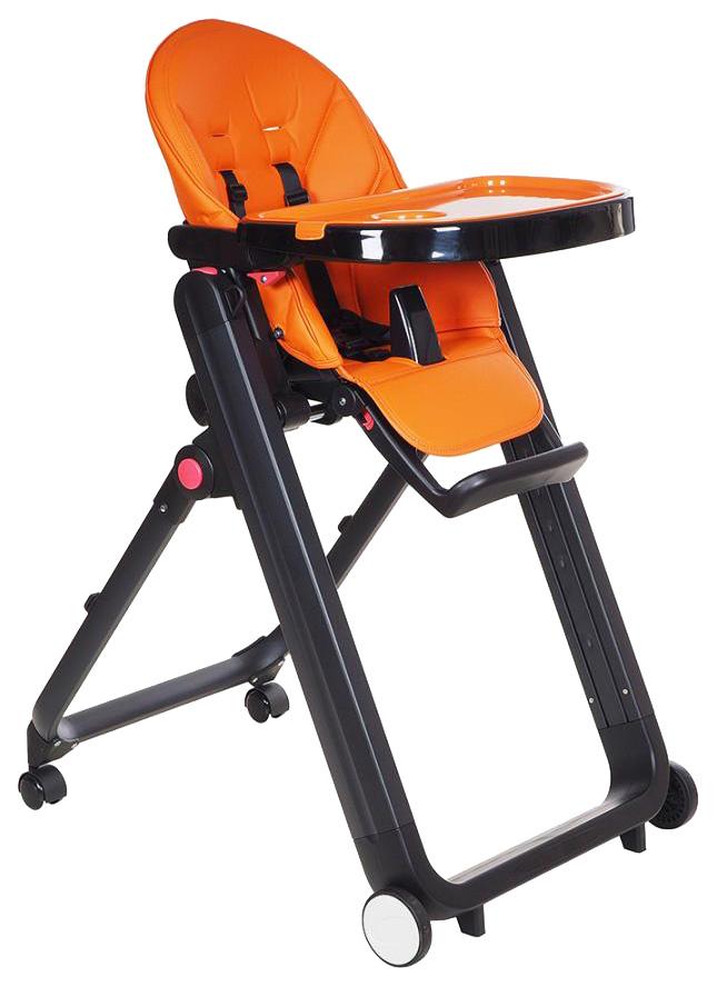 Купить Стул для кормления Ivolia Leon Orange/Оранжевый P2,