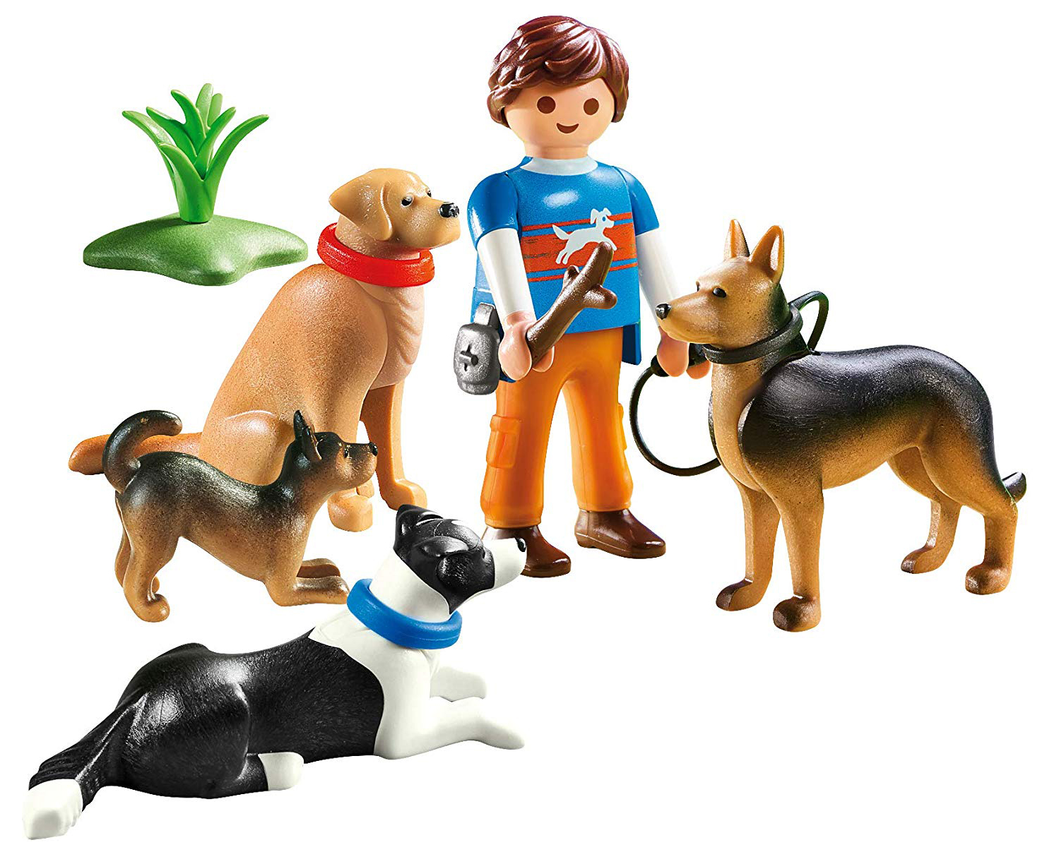 Купить Игровой набор Playmobil Отель для животных Тренер собак, Игровые наборы