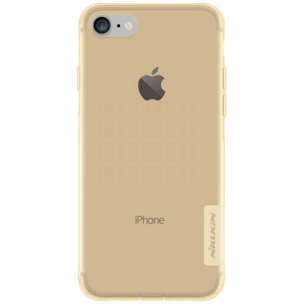 Чехол Nillkin Nature Series для Apple iPhone 7 / 8 Gold