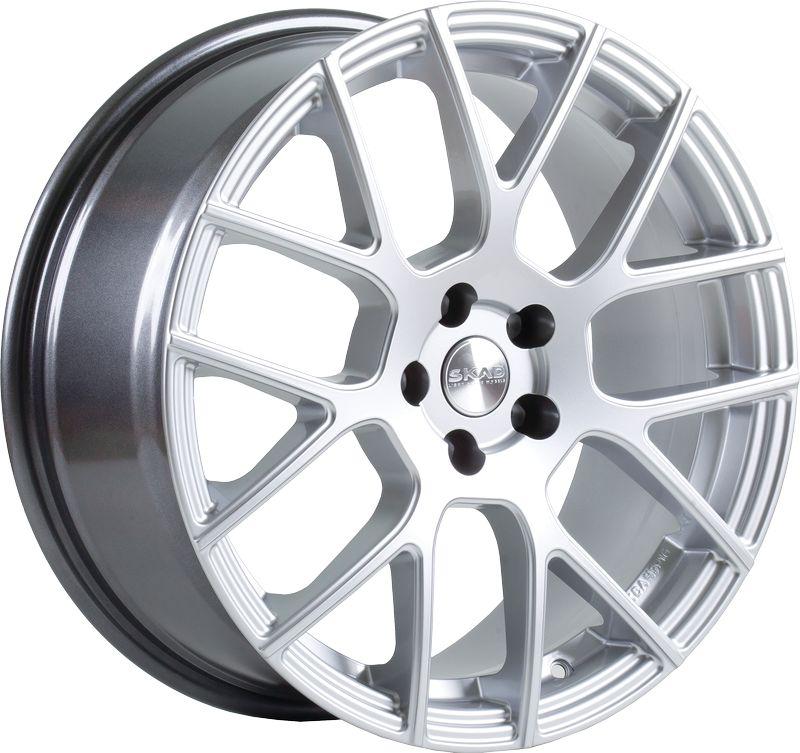 Колесные диски SKAD R J PCDx ET D WHS219996, Стилетто 8x18/5x108 ЕТ45 D63,4 Селена (CAE WHS219996)