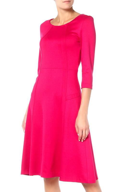 Платье женское МадаМ Т розовое 50 фото