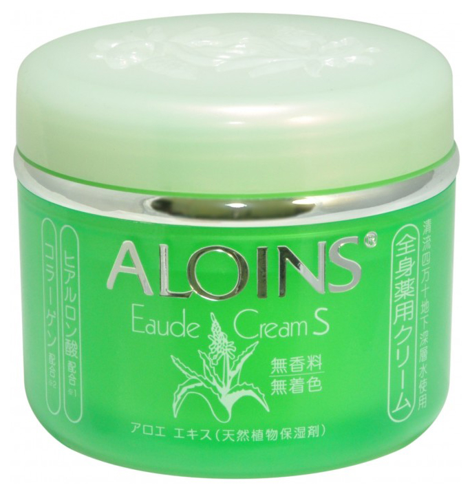 Крем для тела Aloins Eaude Cream 185 г фото