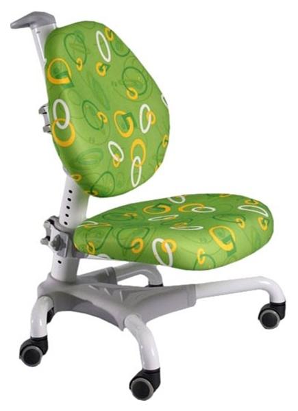 Компьютерное кресло Mealux Champion, зеленый-белый