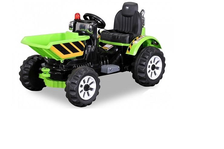 Купить Детский электромобиль трактор на аккумуляторе Jiajia JS328C-G,