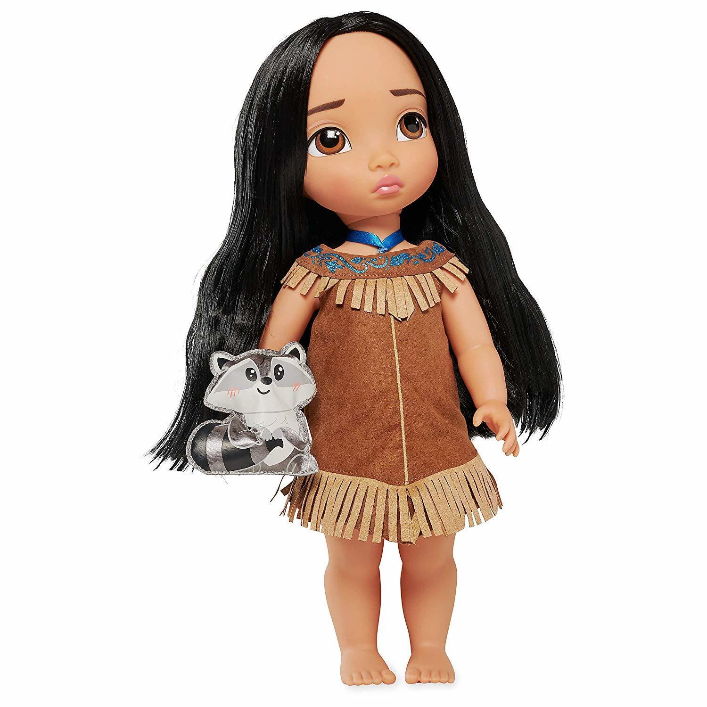 Купить Кукла Disney Princess Покахонтас, Дисней, Аниматорз B00G2, Классические куклы