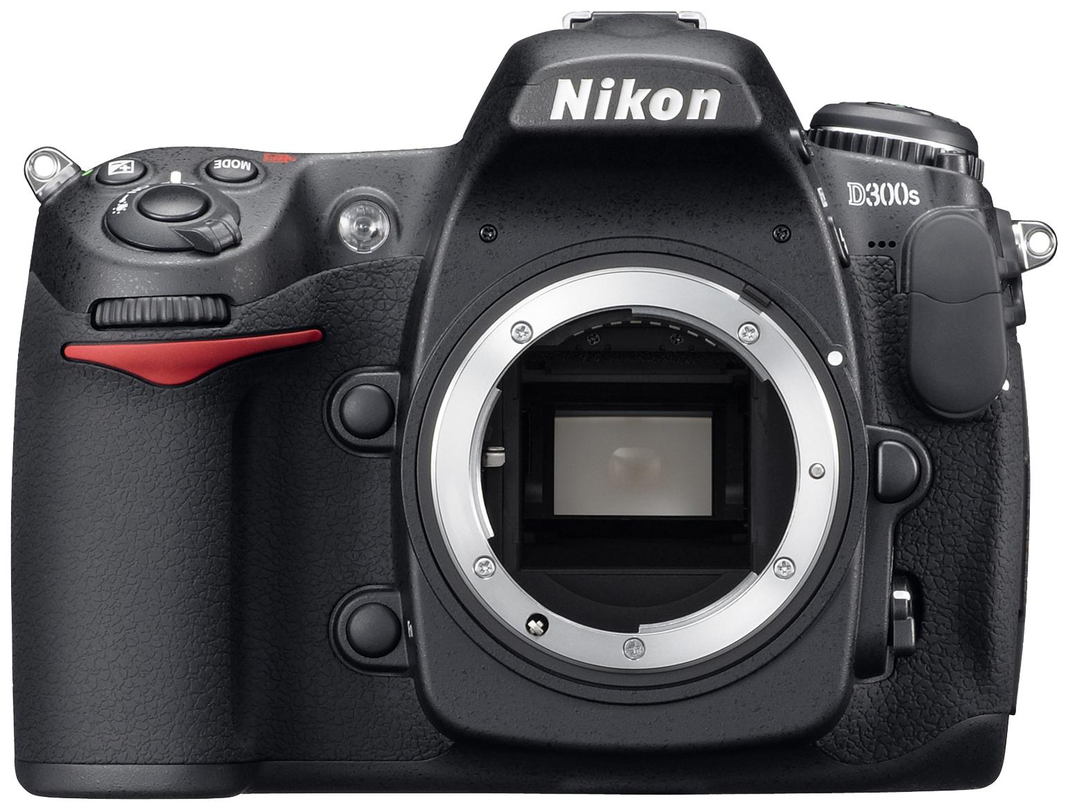 Фотоаппарат цифровой зеркальный Nikon D300S Body фото