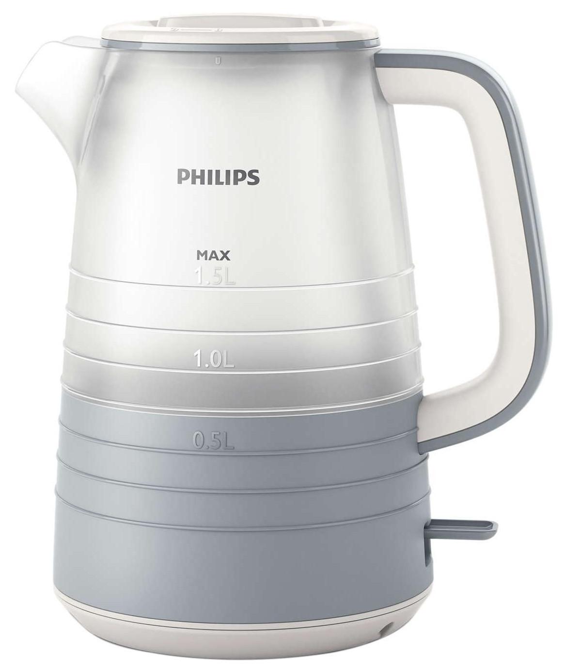 Чайник электрический Philips HD9335/31 White